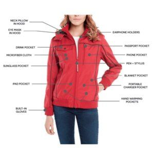 The Best Well Organized Travel Jacket